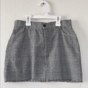 ☆Brandy Melville: Gingham Skirt☆